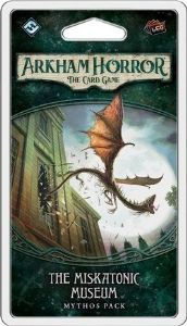 Arkham Horror : The Card Game – The Miskatonic Museum Mythos Pack